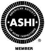 Certified ASHI Member, home inspection tampa, tampa home inspections